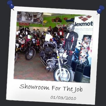 Showroom For The Job