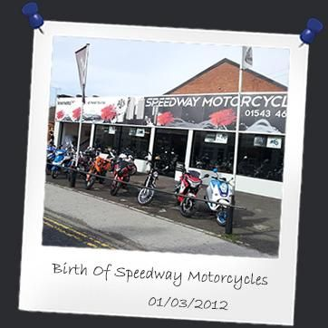 Birth of Speedway Motorcycles