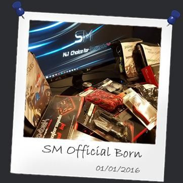 SM Official Born