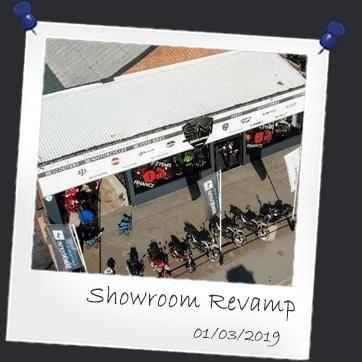 Showroom Revamp