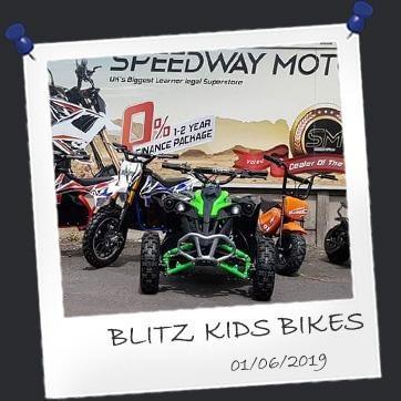 BLITZ Kids Bikes