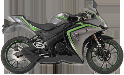 Genata Regalia S 125cc