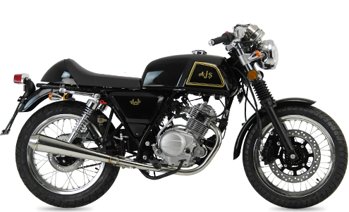 AJS Cadwell 125cc