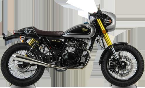 Sinnis Bomber 125cc