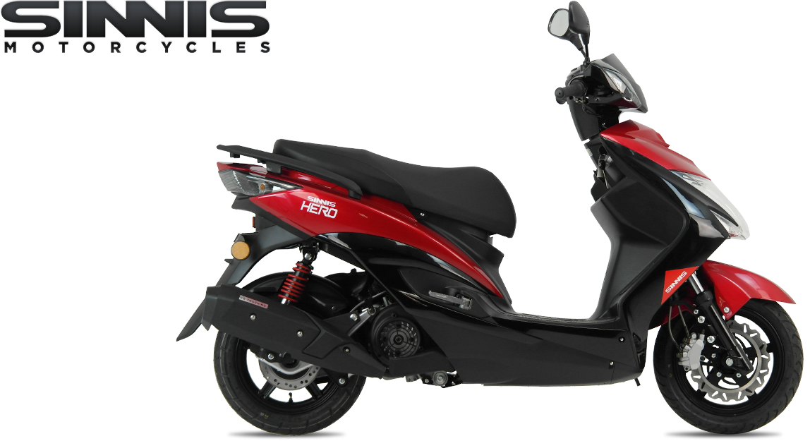 Sinnis Hero 125cc