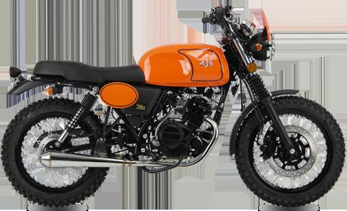 AJS Scrambler 125cc