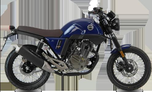 Zontes Rocketman 125cc