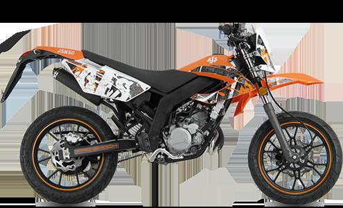 AJS JSM 50cc