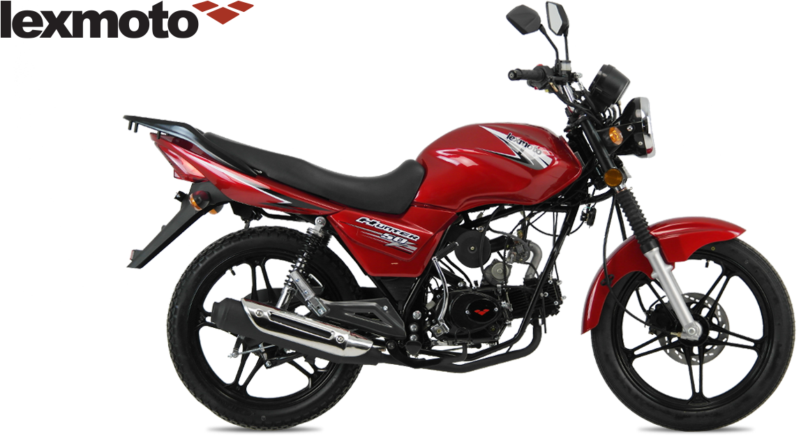 Lexmoto Hunter 50cc