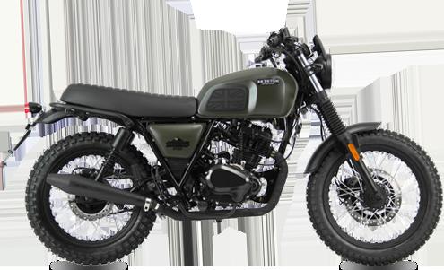 Brixton BX Scrambler 125cc