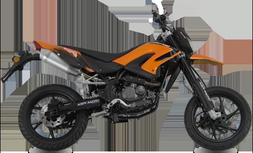 KSR TW 125cc