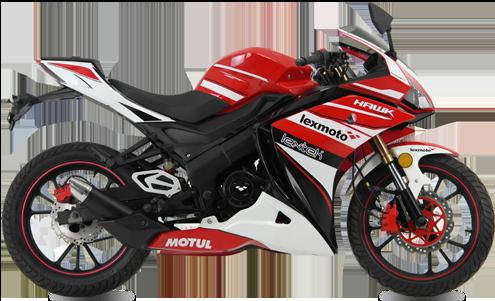 Lexmoto Hawk 125cc