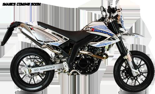 Motorini SMR 125cc