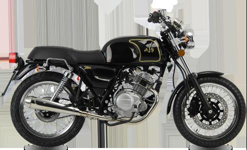 AJS Tempest 125cc