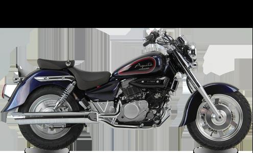 Hyosung Aquila 125cc