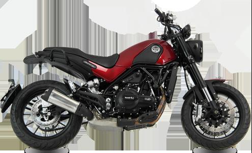 Benelli Leoncino 500cc