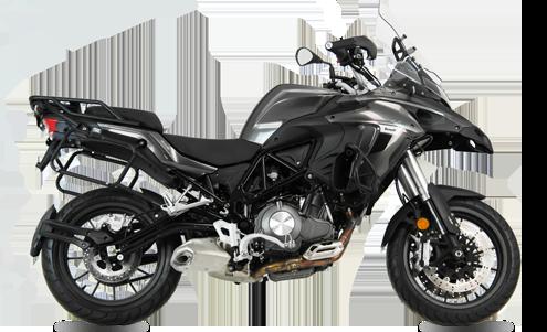 Benelli TRK 500cc