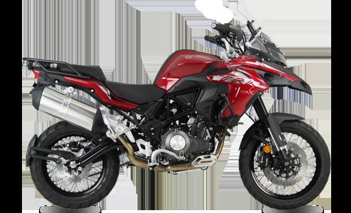 Benelli TRK X 500cc