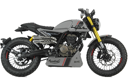 FB Mondial 125cc