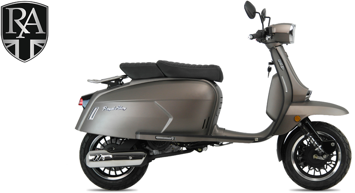 Royal Alloy GP 125cc