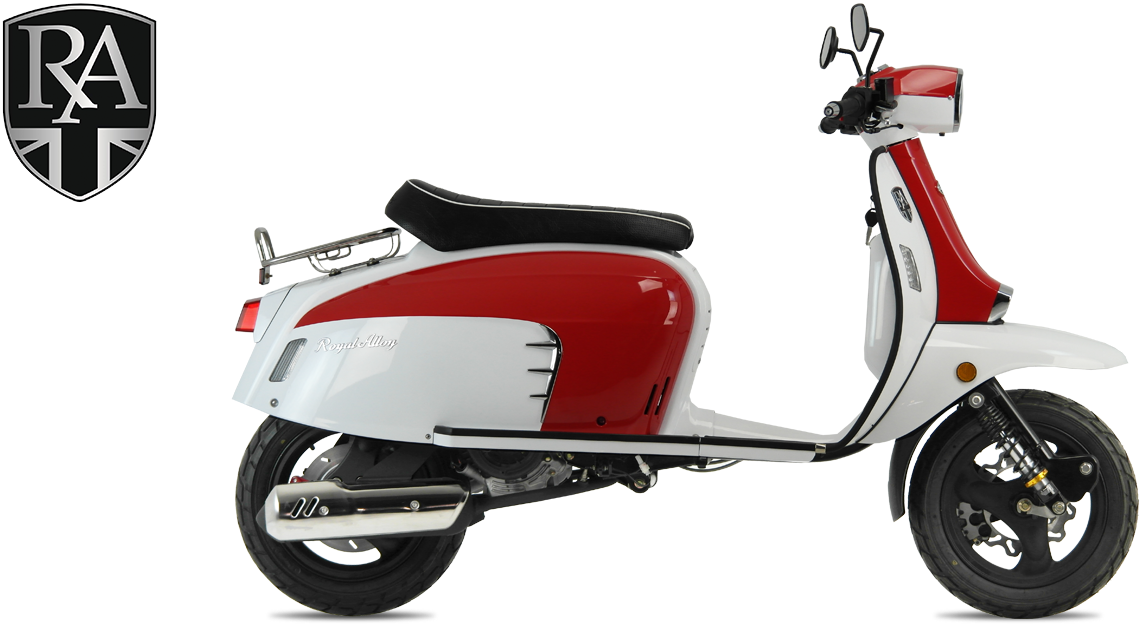 Royal Alloy GT 125cc
