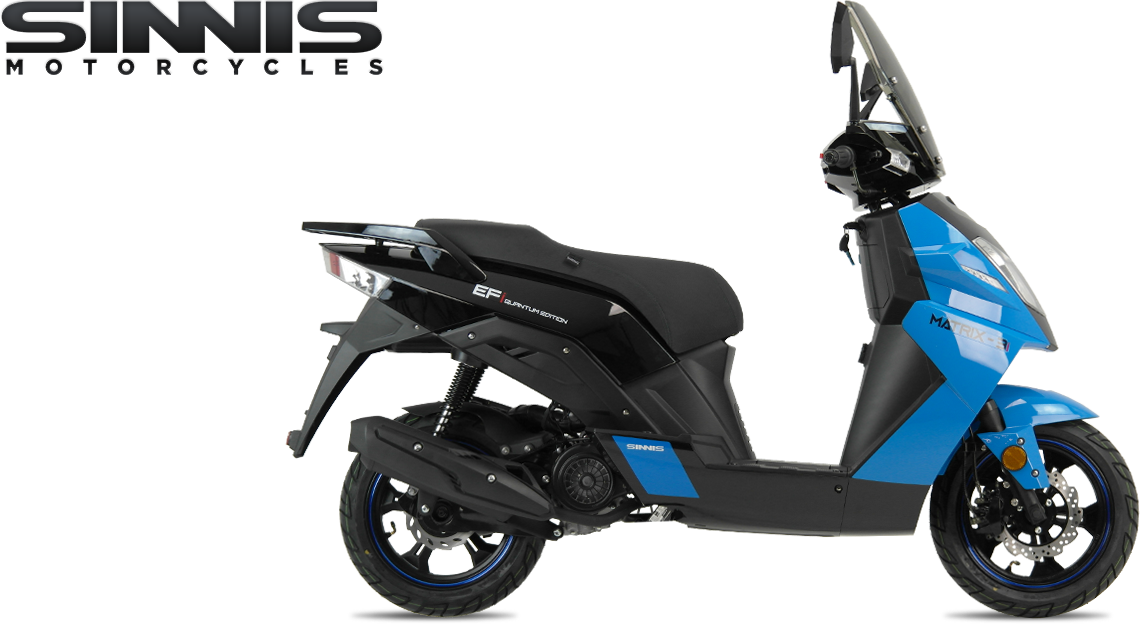 Sinnis Matrix 3i 125cc