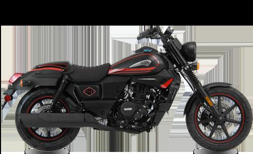 UM Vegas 125cc