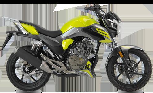 Zontes Javelin 125cc