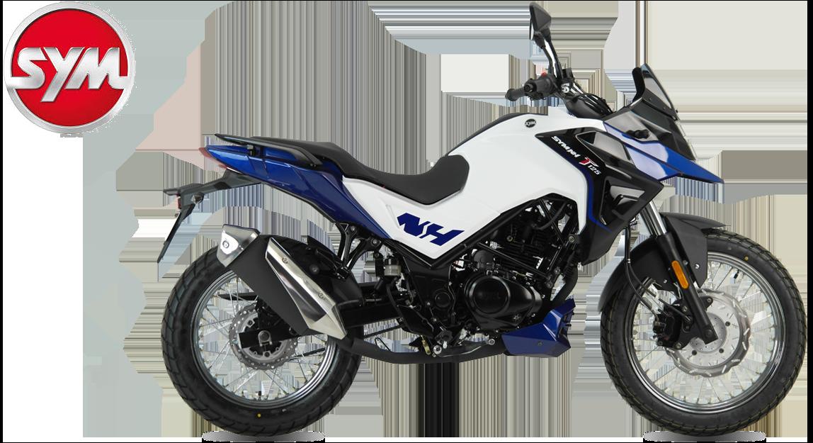 SYM NHT 125cc