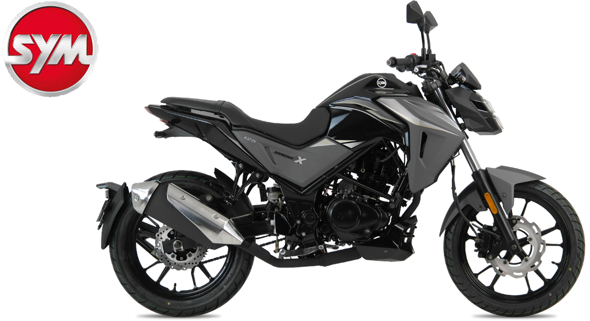 SYM NHX 125cc