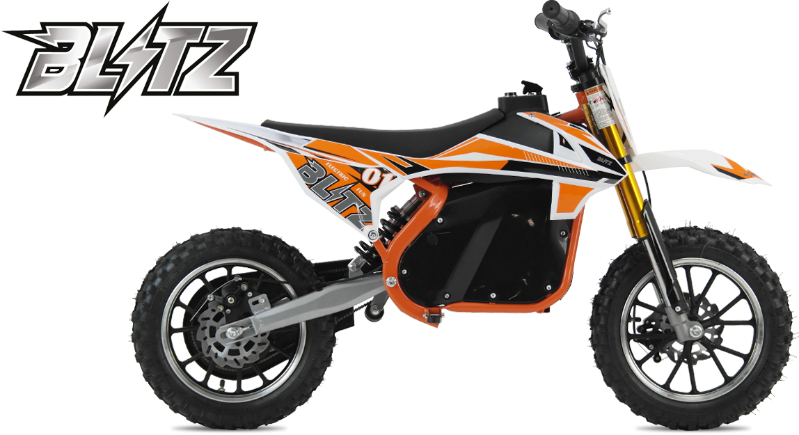 BLITZ TRAIL Balance Bike