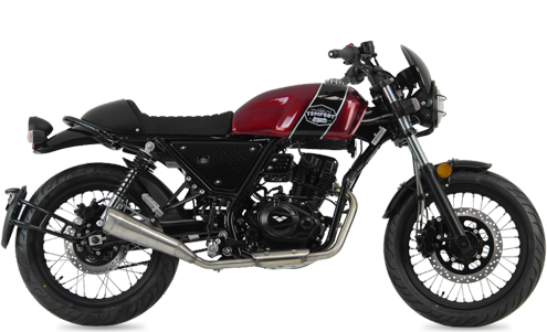 Lexmoto Tempest GT 125cc