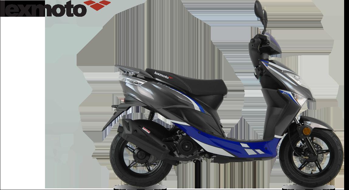 Lexmoto Echo+ 50cc