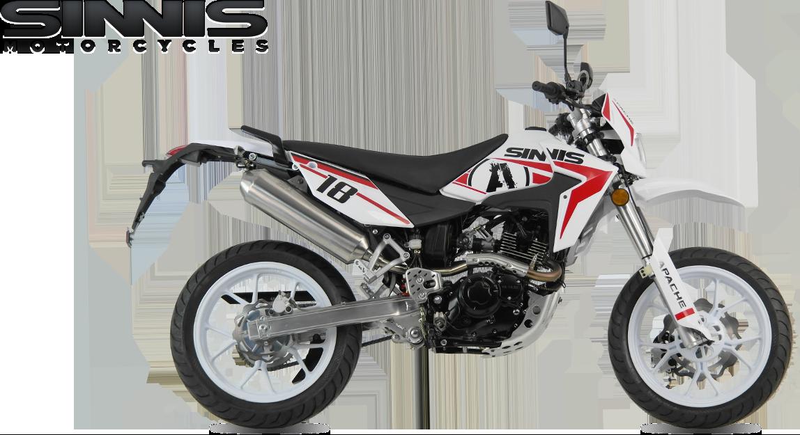 Sinnis Apache SM 125cc