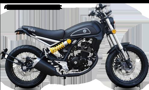 AJS ISABA 125cc