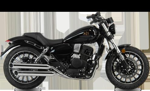 AJS Highway Star 125cc