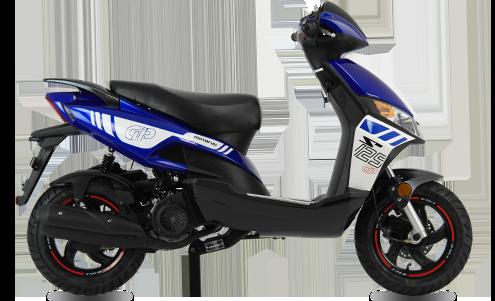 Motorini GP 125cc
