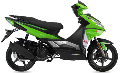 Motorini SXI 125cc