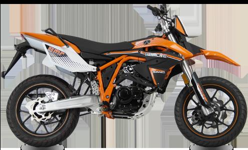 Sinnis Apache SMR 125cc