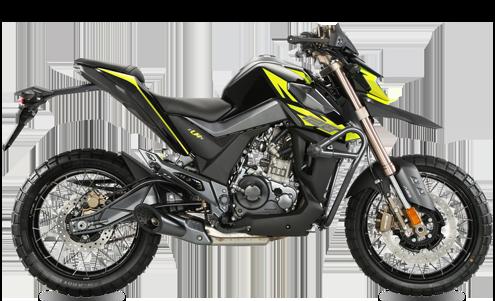 Zontes U1 125cc