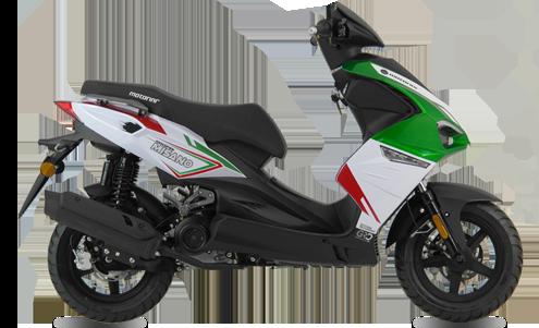 Motorini Misano 125cc