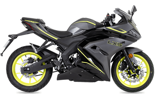 Lexmoto LXS 125cc