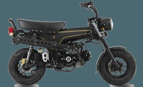 Bullit Heritage 125cc
