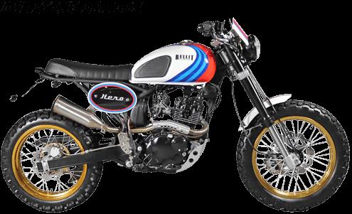 Bullit HERO 125cc