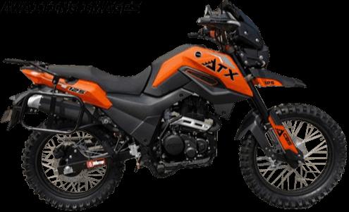 MGB ATX 125cc