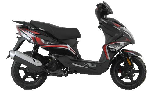 MGB R8 125cc