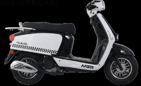MGB Revival 50cc