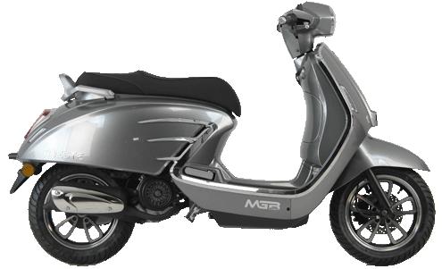 MGB Trieste 125cc