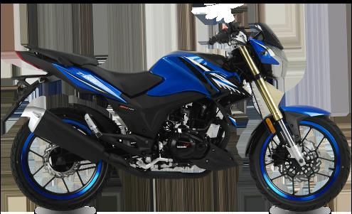Lexmoto ZSX-R 125cc