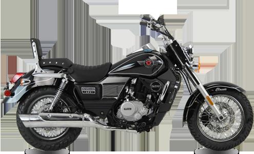UM Commando Classic 125cc